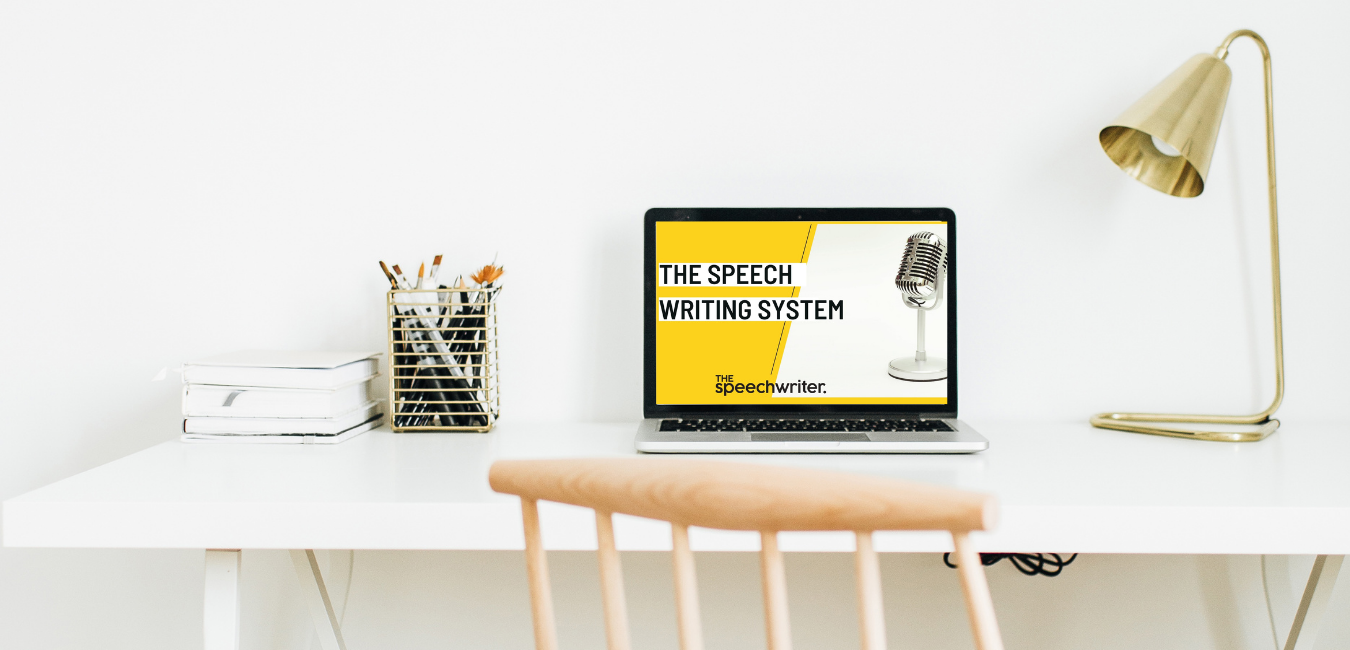 The Speech Writer System